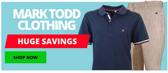 Mark Todd Clothing