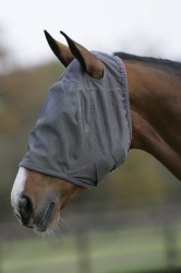 Mark Todd Padded Full Face Fly Mask with Ears