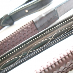 Mark Todd Deluxe Reins (Fancy Stitch)