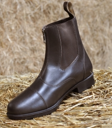 Mark Todd Toddy Zip Jodhpur Boot