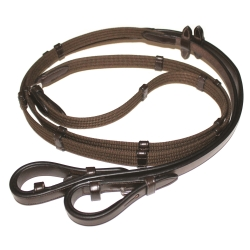 Mark Todd Performance Leather/Nylon Lead Rope