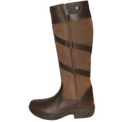 Mark Todd Waterproof Tall Zip Boots