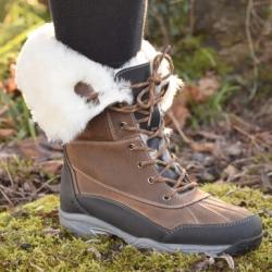 Mark Todd Arctic Short Boot