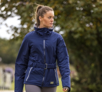 Mark Todd Ladies Short Waterproof Jacket