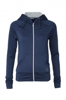 Mark Todd Fleece Lined Ladies Hoodie