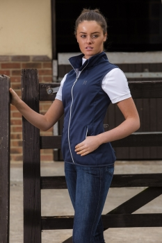 Mark Todd Softshell Ladies Gilet