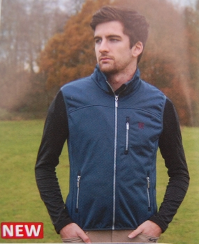 Mark Todd Mens Softshell Gilet