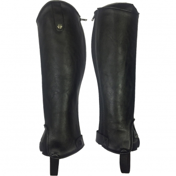 Mark Todd Ergo Leather Half Chaps