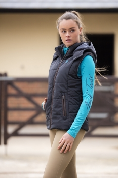 Mark Todd Ladies Winter Padded Gilet
