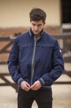 Mark Todd Unisex Waterproof Bomber Jacket