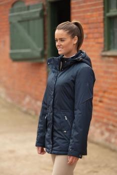 Mark Todd Ladies Softshell Fleece Lined Jacket