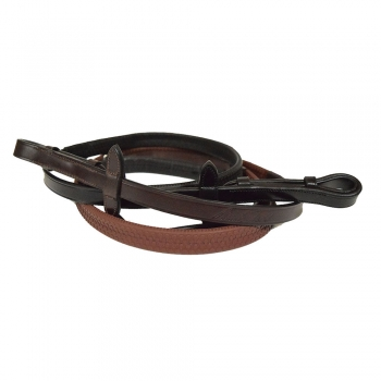 Mark Todd Soft Leather Continental Covered Reins