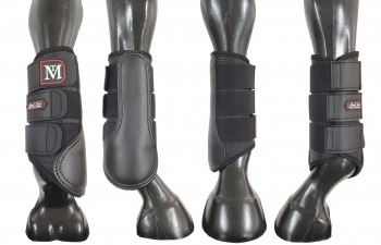 Mark Todd Pro Carbon Fleece Lined Brushing Boots
