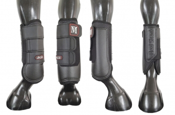 Mark Todd Pro XC Carbon Open Front Boot
