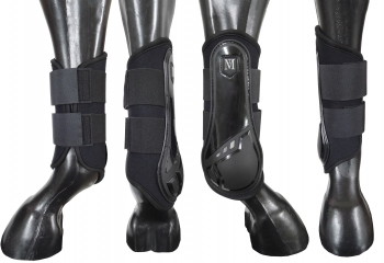 Mark Todd Pro Carbon Over Reach Boots