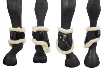 Mark Todd Pro Air Vent Fleece Tendon Boots