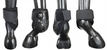Mark Todd Pro Air Vent Fleece Fetlock Boots