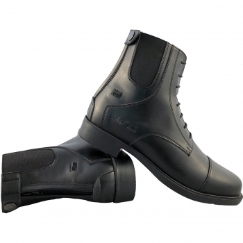Mark Todd Short Competition Boots Black
