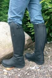 Mark Todd *Clearance* Fleece Lined Tall Winter Boot