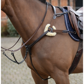 Mark Todd Deluxe 5 Point Breastplate