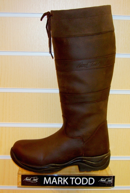 07fc828bd32 Mark Todd Country Boot Mark II Wide Calf