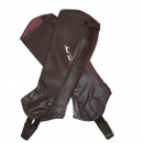 Mark Todd Close Fit Soft Leather Half Chaps